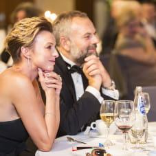 Katarzyna Sokołowska i Artur Kozieja