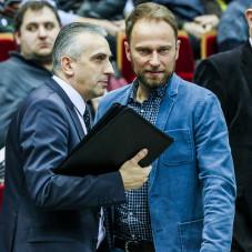 Dariusz Gadomski i Piotr Gacek