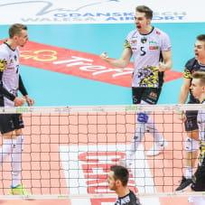 Damian Schulz, Wojciech Ferens i Maciej Olenderek