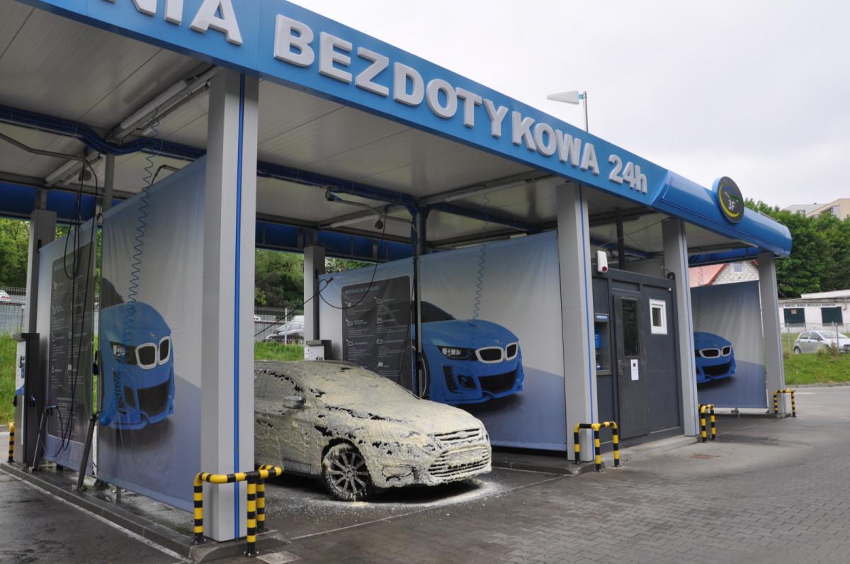 W Ultra 3F myjnia 24h Gdańsk PP39