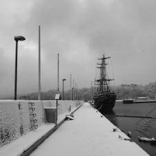 Mroźny port