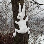 Zajączek Wielkanocny w tarapatach :)
