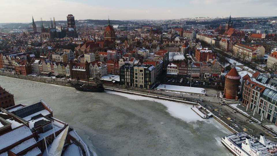 Widok na Główne Miasto