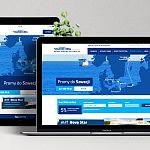 Polferries - audyt ekspercki, badania z użytkownikami, serwis internetowy, system CMS.
