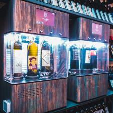 Automat do degustacji wina