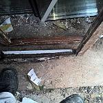Renowacja starego okna skrzynkowego
