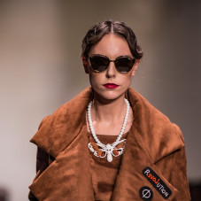 STREET REVOLUTION fashion Patryk Wojciechowski | jewellery Justyna Stasiewicz