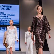 MODERN FUSION fashion Karolina Kalska | jewellery MTM Silver Studio Tomasz Dąbrowski