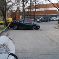 Mistrz pakowania na ul. Legionów w Gdyni