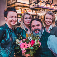 Mariusz Zawadzki z gośćmi