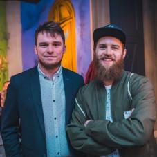 Dawid Szczerba i Kuba Leszczyński