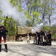 dawne wyposarzenie wojsk napoleońskich