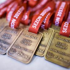 Medale 1. Ligi Kobiet w Koszykówce