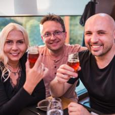 Barbara Wenta, Marcin Bromer, Artur Sierosławski