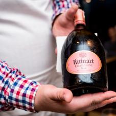 Champagne Ruinart, Rose Brut NV