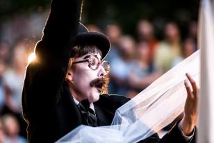 "Teatr Pantomimy MIMO ""W Niemym Kinie"""