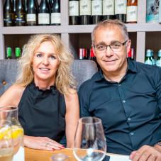 Grażyna i Alain Mompert