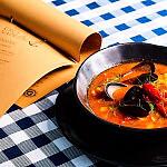 Zupa rybna w Całej Naprzód