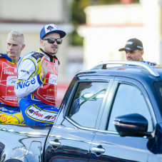 Rafał Karczmarz i Daniel Kaczmarek