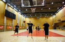 Zobacz, jak trenują koszykarze Trefla Sopot. Plan sparingów