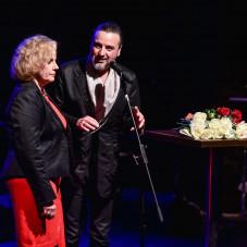 Barbara Wiszniewska i André Hübner-Ochodlo
