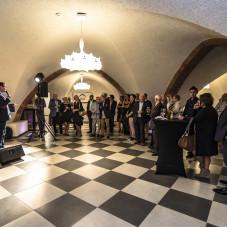 Goście podczas powitania