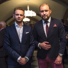 Michał Strot Członek zarządu w Piwny Rajców, Patryk Ciołek, manager
