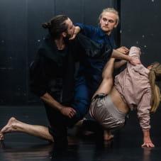 Piotr Stanek, Patryk Durski i Katarzyna Ustowska