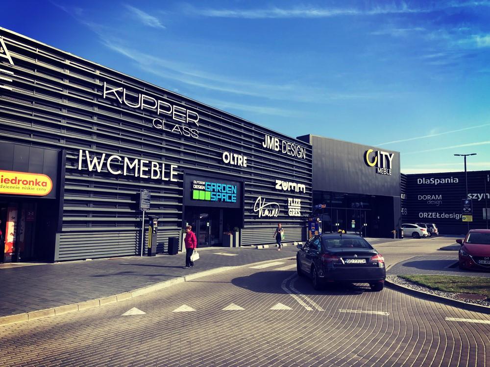 Galeria Wnetrz City Meble Gdansk