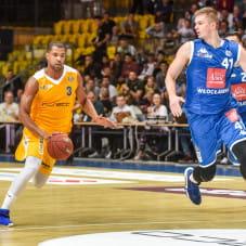 Josh Bostic i Jakub Parzeński