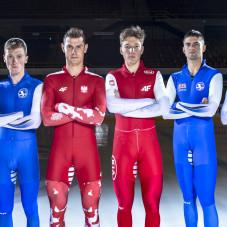 Adrian Wielgat, Marcin Bachanek, Dawid Burzykowski, Sebastian Kłosiński, Szymon Palka, Jan Świątek .