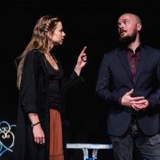 Weronika Kamola-Uberman i Piotr Mahlik