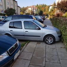 Mistrz parkowania na Matarni