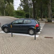 A czemu nie zaparkować na przejściu ?