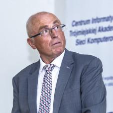 prof. Jacek Namieśnik, rektor PG
