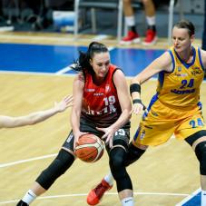 Taisiia Udonenko, Anna Jurcenkova