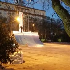 Skate park za 3mln zł.