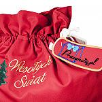 worki świąteczne, zestawy świąteczne, paczki dla dzieci, paczki dla pracowników, opakowania
