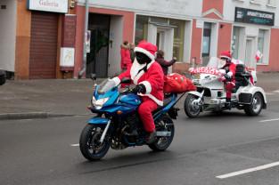 Mikołaje na motocyklach przejadą przez Trójmiasto