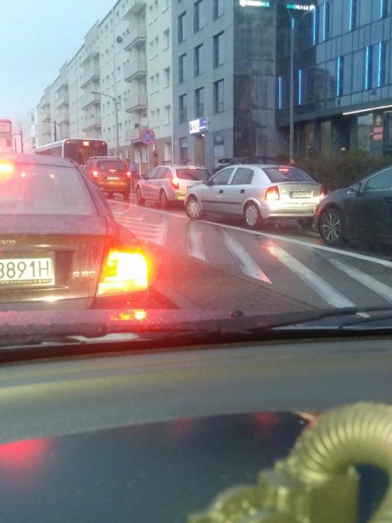 Śląska w Gdyni zablokowana