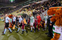 Lechia Gdańsk - Legia Warszawa 0:0. 20 tys. kibiców na trybunach