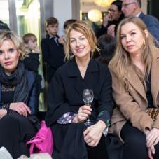 Agata Karolina Lasota,Jagoda Rowińska i Eliza Vaillant