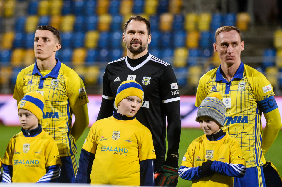 Damian Zbozień, Pavels Steinbors, Adam Marciniak