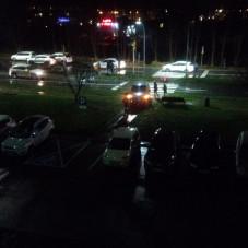 Wypadek na Płk. Dąbka w Gdyni