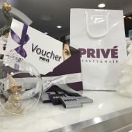 Bon Voucher Podarunkowy w PRIVE Beauty Hair