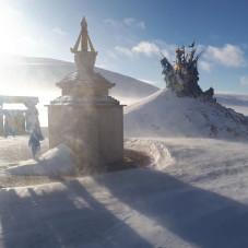 Mongolia Step styczeń 2019