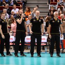 Sztab trenerski Trefl Gdańsk