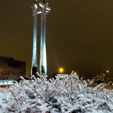 Pomnik Stoczniowców Poległych w 1970 roku.