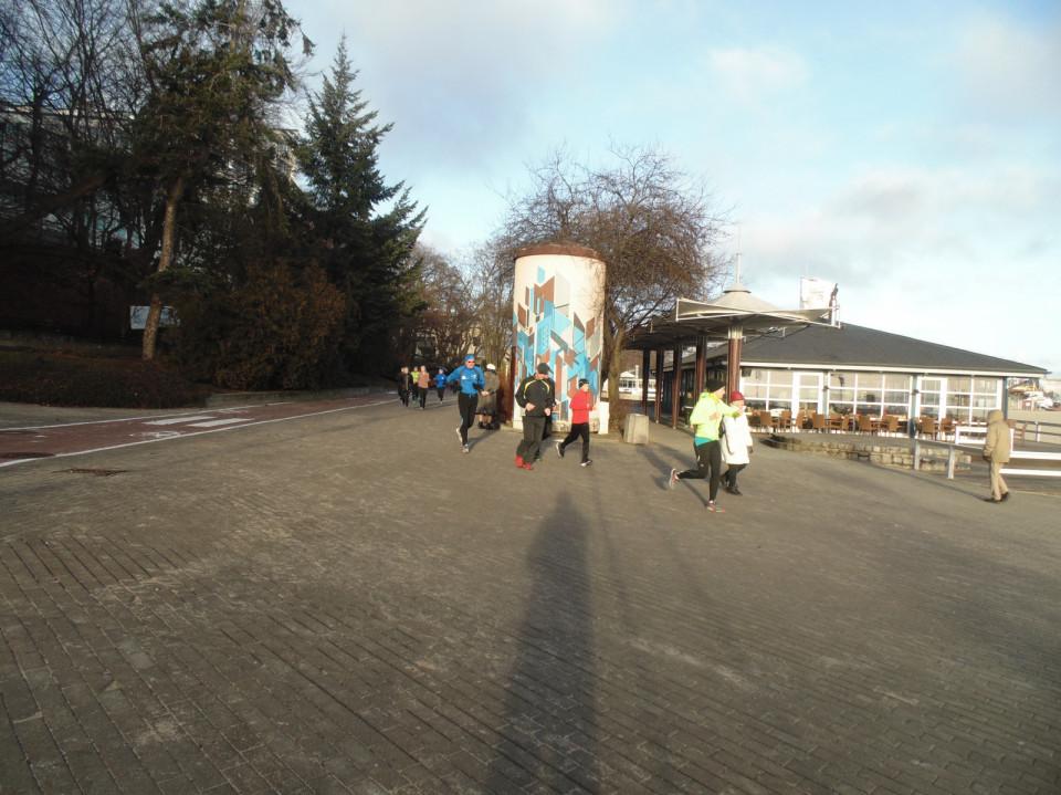 Parkrun Gdynia, 26.12.2018 r.
