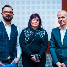 Krzysztof Grymm, Sonia Nowakowicz, Dariusz Kardasz